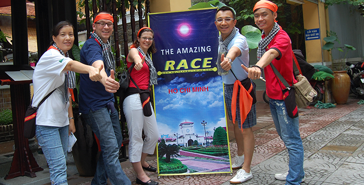 Amazing Race Vietnam